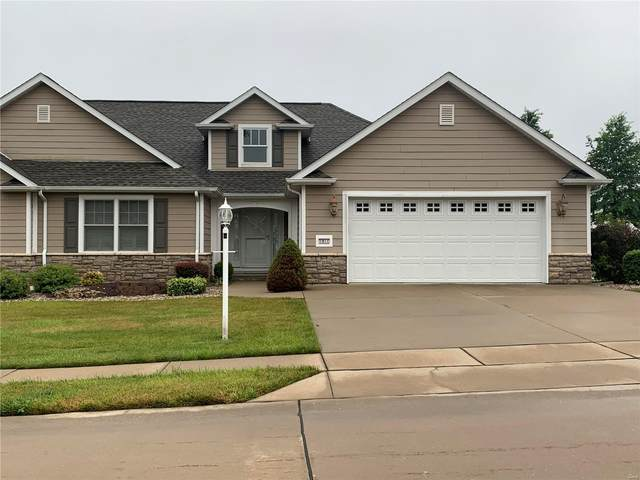 1811 Sycamore Hill Drive #18, Godfrey, IL 62035 (#20076371) :: Clarity Street Realty