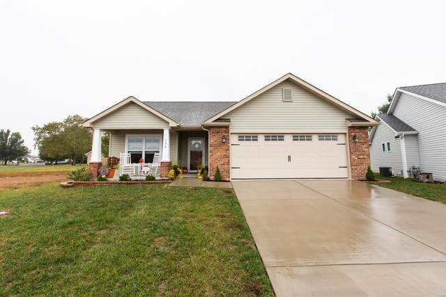 156 Saint Christopher Court, Mascoutah, IL 62258 (#20076409) :: Fusion Realty, LLC
