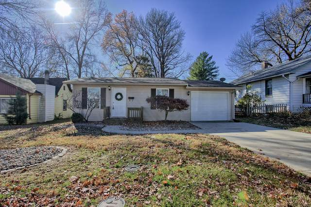 104 3rd Avenue, Edwardsville, IL 62025 (#20076413) :: Parson Realty Group