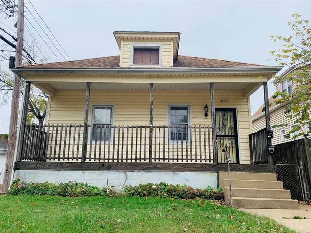 4314 Gannett Street, St Louis, MO 63116 (#20076425) :: RE/MAX Vision