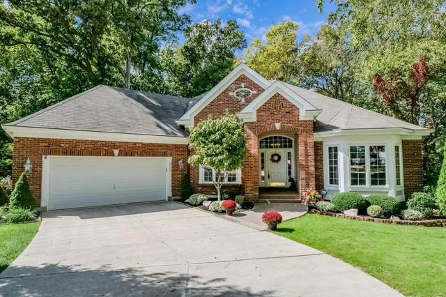 2733 Fairway Oaks Drive, Lake St Louis, MO 63367 (#20076445) :: St. Louis Finest Homes Realty Group