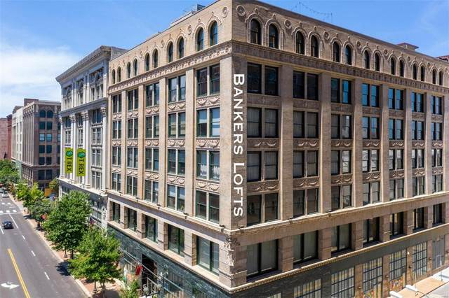 901 Washington Avenue #701, St Louis, MO 63101 (MLS #20076457) :: Century 21 Prestige