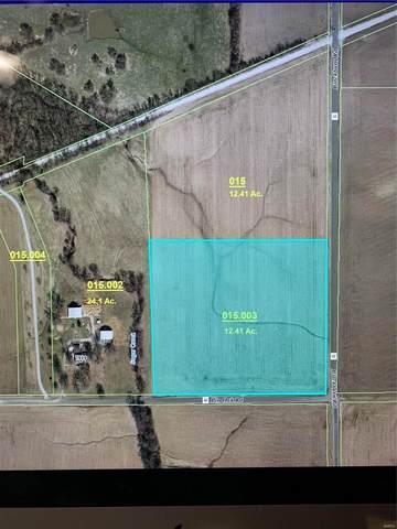 0 Blackburn Road, Edwardsville, IL 62025 (#20076459) :: Fusion Realty, LLC