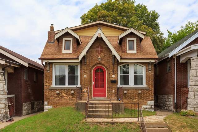 5735 Goener Avenue, St Louis, MO 63116 (#20076475) :: The Becky O'Neill Power Home Selling Team