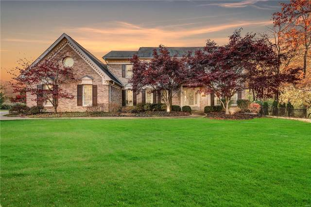 1809 Elmsford Lane, Chesterfield, MO 63005 (#20076506) :: Parson Realty Group