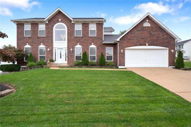 4985 Braid Hills Drive, Saint Peters, MO 63304 (#20076513) :: St. Louis Finest Homes Realty Group