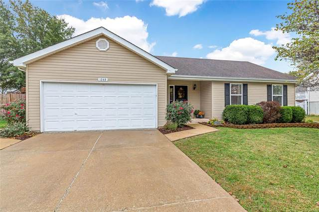 1249 Ashford Place Drive, O'Fallon, MO 63366 (#20076518) :: St. Louis Finest Homes Realty Group