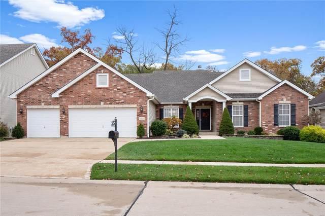 402 Fox Run Drive, O'Fallon, MO 63368 (#20076520) :: Kelly Hager Group | TdD Premier Real Estate