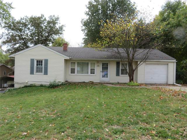 793 Oakwood Avenue, Rosewood Heights, IL 62024 (#20076544) :: Tarrant & Harman Real Estate and Auction Co.