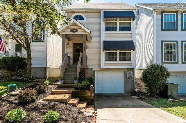 5128 Bischoff Avenue, St Louis, MO 63110 (#20076545) :: Clarity Street Realty
