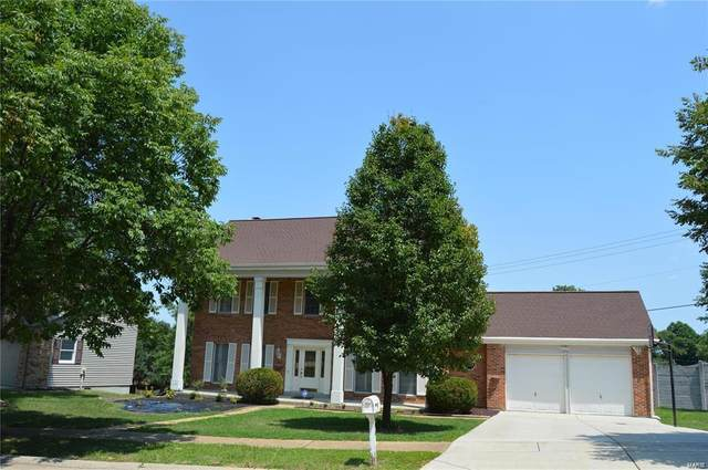 806 Henry Manor Court, Manchester, MO 63011 (#20076546) :: The Becky O'Neill Power Home Selling Team