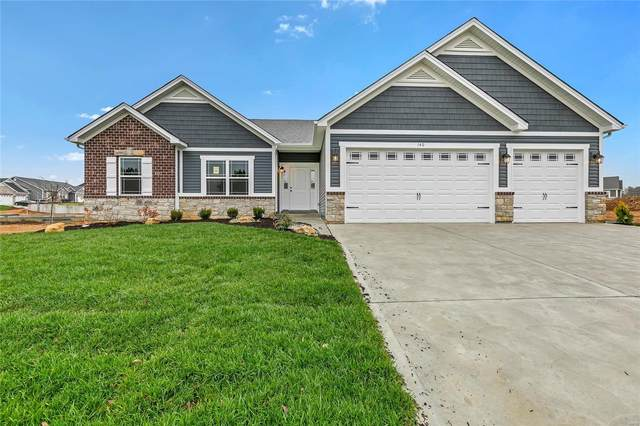 140 Pomodora Circle, Wentzville, MO 63385 (#20076547) :: The Becky O'Neill Power Home Selling Team