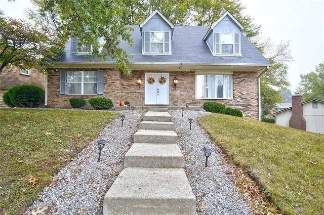 113 Berkshire Drive, Belleville, IL 62223 (#20076552) :: Tarrant & Harman Real Estate and Auction Co.