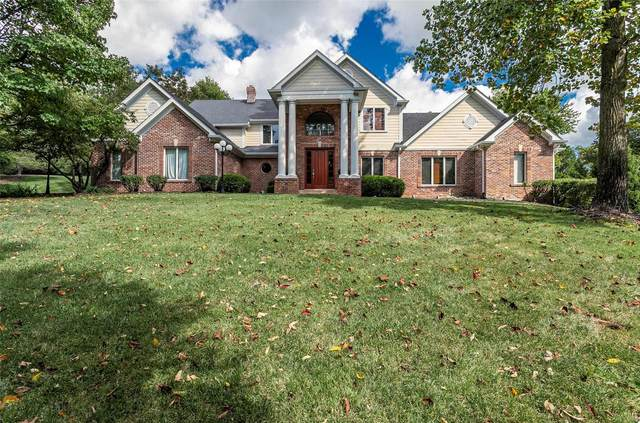 12511 Town And Country Estates Lane, St Louis, MO 63141 (#20076562) :: Peter Lu Team