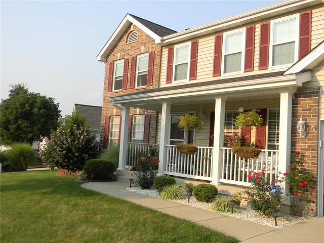547 Highland Estates, O'Fallon, IL 62269 (#20076564) :: Hartmann Realtors Inc.