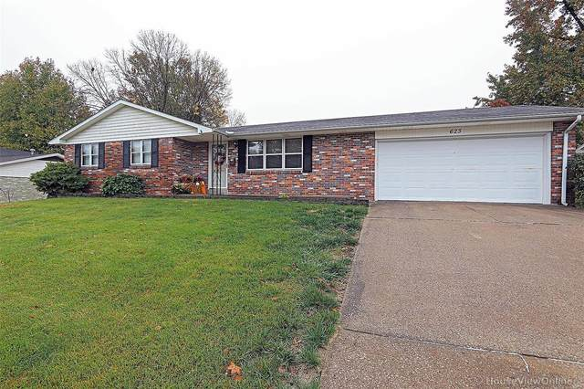 623 Randy Drive, Jackson, MO 63755 (#20076581) :: St. Louis Finest Homes Realty Group