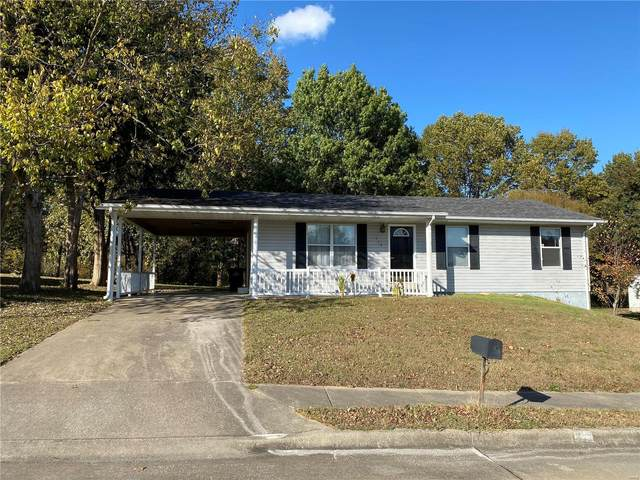 716 Truman, Perryville, MO 63775 (#20076599) :: Parson Realty Group