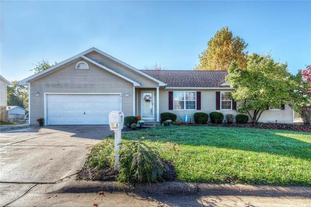 814 Northridge Drive, Marthasville, MO 63357 (#20076642) :: The Becky O'Neill Power Home Selling Team