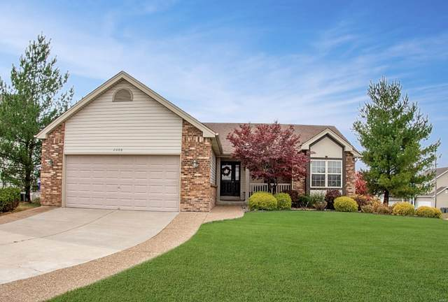2006 Briarridge Drive, Lake St Louis, MO 63367 (#20076660) :: PalmerHouse Properties LLC