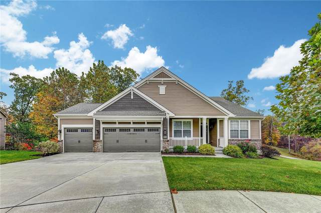 109 Little Tree Court, Wentzville, MO 63385 (#20076668) :: The Becky O'Neill Power Home Selling Team
