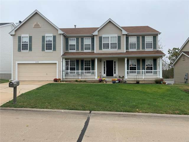 6132 Misty Meadow Drive, House Springs, MO 63051 (#20076676) :: The Becky O'Neill Power Home Selling Team