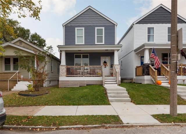 6306 Fyler, St Louis, MO 63139 (#20076687) :: PalmerHouse Properties LLC