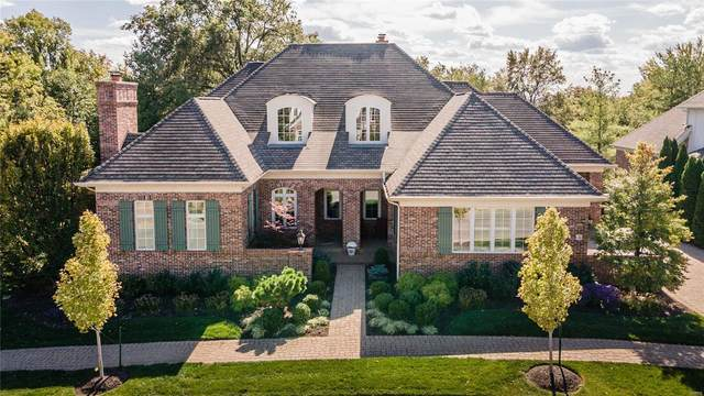 4 Warson Downs, Creve Coeur, MO 63141 (#20076697) :: Parson Realty Group