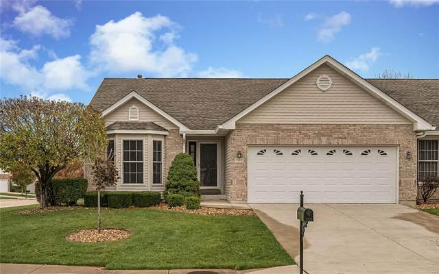 501 Villa Piazza Court 26A, O'Fallon, MO 63366 (#20076700) :: St. Louis Finest Homes Realty Group