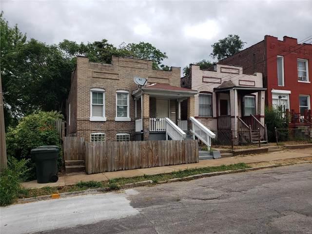 3963 Aldine Avenue, St Louis, MO 63113 (#20076702) :: Parson Realty Group