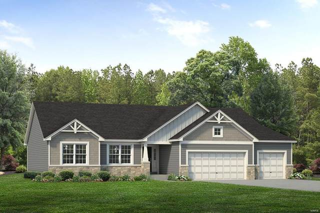 0 Lot #25 Inverness, Dardenne Prairie, MO 63368 (#20076709) :: Realty Executives, Fort Leonard Wood LLC