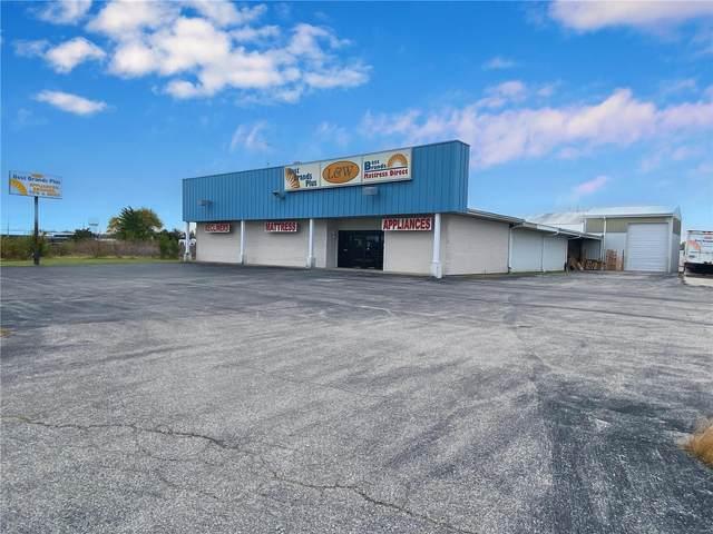 1200 E Columbian Boulevard, LITCHFIELD, IL 62056 (#20076740) :: RE/MAX Vision