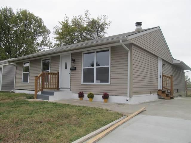 323 Wilson Park Lane, Granite City, IL 62040 (#20076745) :: PalmerHouse Properties LLC