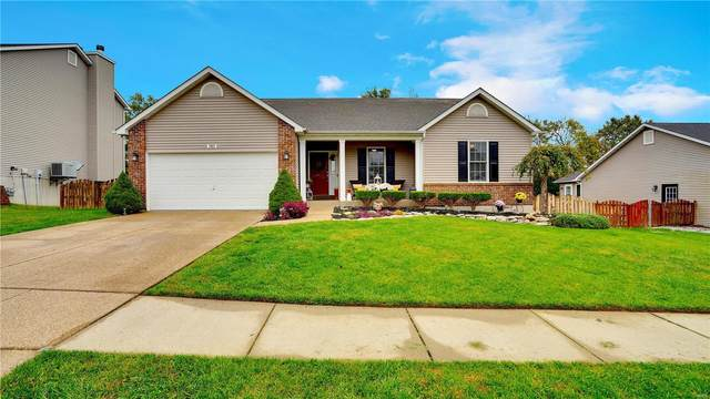 767 Wrausmann, Wentzville, MO 63385 (#20076761) :: The Becky O'Neill Power Home Selling Team