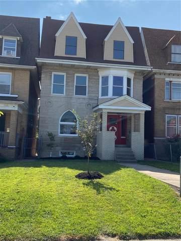 4404 Washington Boulevard, St Louis, MO 63108 (#20076794) :: The Becky O'Neill Power Home Selling Team