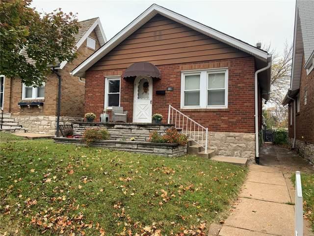 3929 Burgen Avenue, St Louis, MO 63116 (#20076798) :: Clarity Street Realty