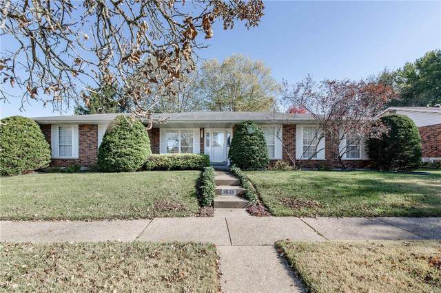 3618 Visson Court, Florissant, MO 63034 (#20076802) :: The Becky O'Neill Power Home Selling Team