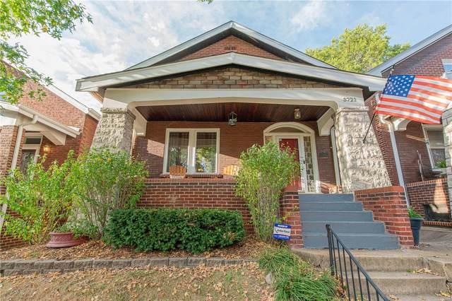 5721 Goener Avenue, St Louis, MO 63116 (#20076816) :: Matt Smith Real Estate Group