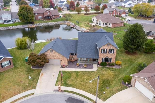 810 Fieldpoint Court, O'Fallon, IL 62269 (#20076821) :: Clarity Street Realty