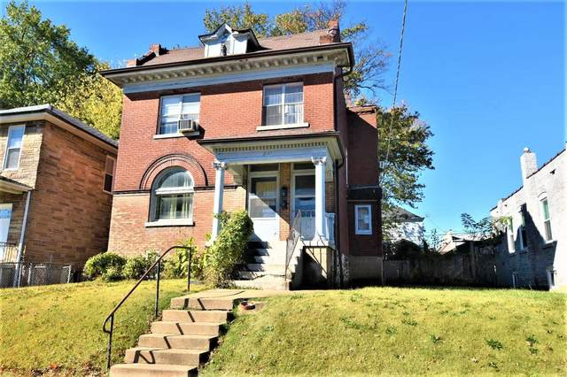 2717 Macklind Avenue, St Louis, MO 63139 (#20076824) :: Clarity Street Realty