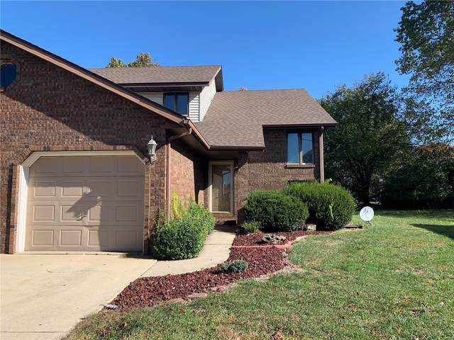 6 Pebble Court, Edwardsville, IL 62025 (#20076835) :: The Becky O'Neill Power Home Selling Team