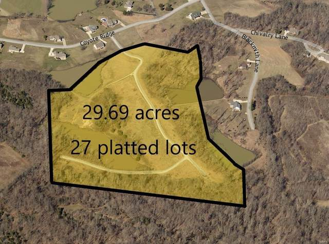 0 Saddlebrooke Ridge, Jackson, MO 63755 (#20076850) :: Mid Rivers Homes