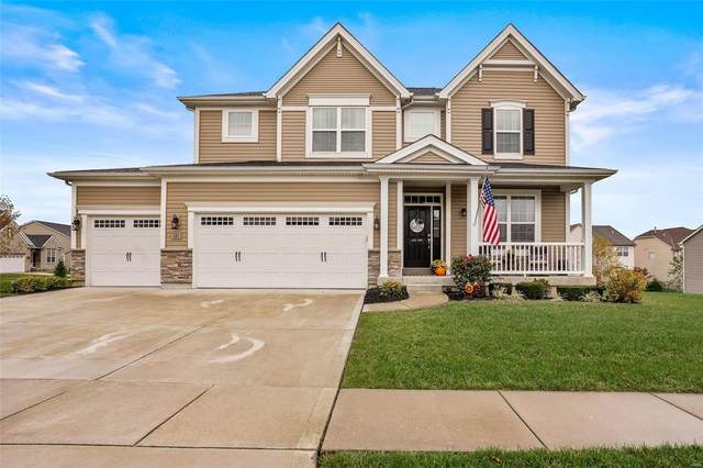 121 Scenic Drive, Saint Peters, MO 63376 (#20076870) :: Clarity Street Realty