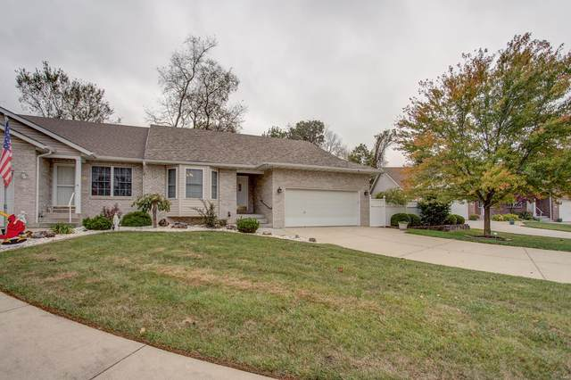 167 Rolling Oaks Drive, Collinsville, IL 62234 (#20076880) :: Tarrant & Harman Real Estate and Auction Co.