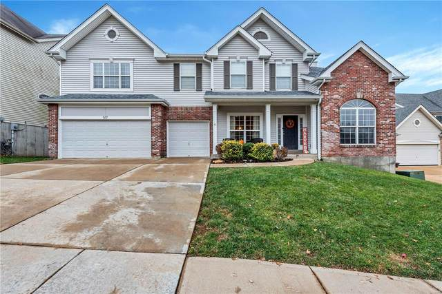 517 Vista Hills, Eureka, MO 63025 (#20076884) :: Matt Smith Real Estate Group