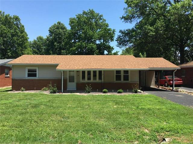 18 Mark Drive, Fairview Heights, IL 62208 (#20076894) :: Fusion Realty, LLC