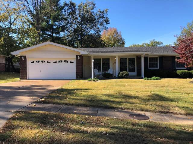645 Meadowgrass Drive, Florissant, MO 63033 (#20076895) :: Clarity Street Realty