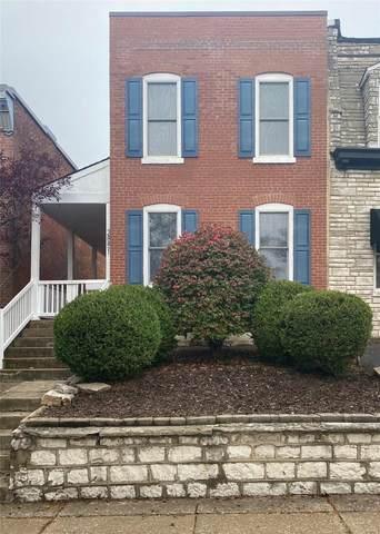 2851 S 18th, St Louis, MO 63118 (#20076904) :: Matt Smith Real Estate Group