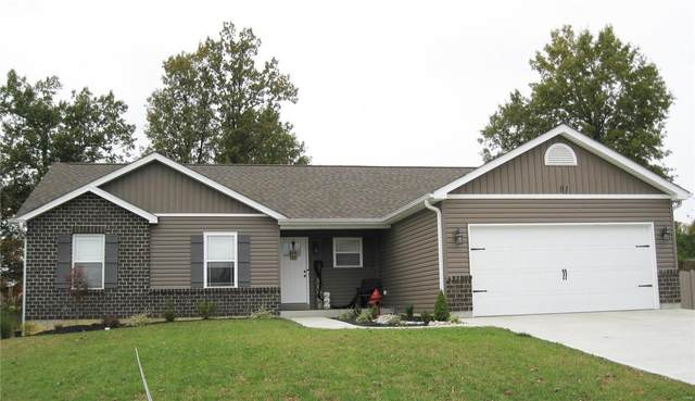 76 Cuivre River Drive, Troy, MO 63379 (#20076905) :: Parson Realty Group