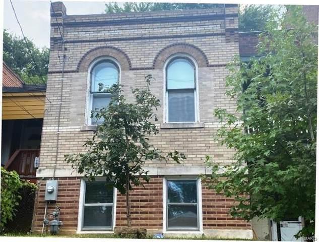 3852 Marine Avenue, St Louis, MO 63118 (#20076951) :: Parson Realty Group