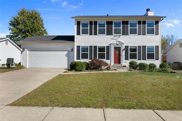 7416 Cinnamon Teal Drive, O'Fallon, MO 63368 (#20076967) :: Kelly Hager Group | TdD Premier Real Estate